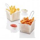 mini paniers a frites