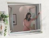 photo Moustiquaire de fenêtre en aluminium
