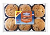 photo Muffins aux pépites de chocolat