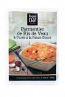parmentier de ris de veau et puree a la patate douce