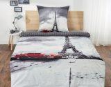 photo Parure de lit double face en coton