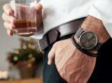 photo Parure montre et bracelet homme