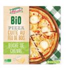 pizza au chevre bio