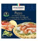 pizza aux asperges et au speck alto adige igp