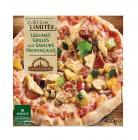pizza legumes grilles aux saveurs provencales