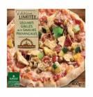 pizza legumes grilles saveurs provencales