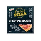 pizza triple pepperoni