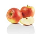pomme bicolore