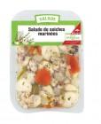 salade fruits de mer marines