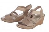 sandales ou escarpins femme