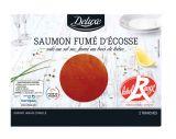 saumon fume label rouge