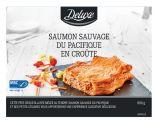 saumon sauvage du pacifique en croute msc