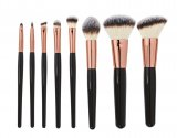 set de pinceaux de maquillage