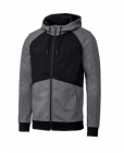sweat zippe homme
