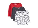 t-shirts manches longues bebe