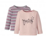 t-shirts manches longues bebe fille