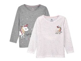 t-shirts manches longues fille