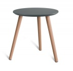 table dappoint en bois massif