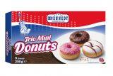 trio de mini donuts