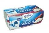 yaourt a la grecque sur lit de figue