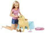 photo Barbie naissance des chiots