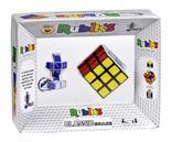 photo Coffret rubik's cube 3x3 + porte clefs