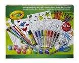set creatif deluxe crayola
