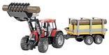 tracteur case bruder