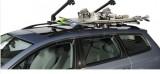 porte-skis sur barres de toit norauto alaska 600 pour 6 pair