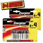 photo 12 piles Max Power Seal Energizer