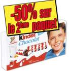 photo 16 Kinder chocolat