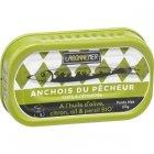 anchois agrave lrsquohuile drsquoolive bio