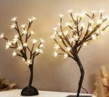 arbre a led