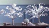 photo Arbre de table 20 LEDS env. 7,5 x 7,5 x 24,5 cm