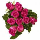 photo Bouquet de 10 roses
