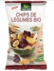 chips de legumes bio au sel de mer