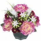 photo Fleurs artificielles