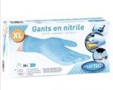 photo Lot de 50 gants en nitrile
