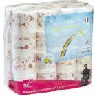 photo Papier toilette compact motifs dessins d'enfants