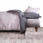 parure de lit en percale de coton