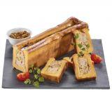 photo Petit pâté en croûte poulet et moutarde à l'ancienne