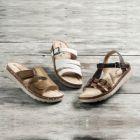 sandales/mules