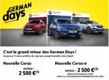 photo German Days : jusqu'à 5500€ de remise sur votre Opel
