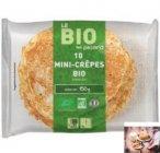 10 mini-crepes bio