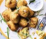 photo 12 bouchées de légumes : carotte jaune, brocoli, emmental