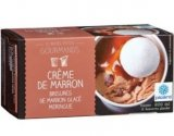 2 mini-pots gourmands creme de marron