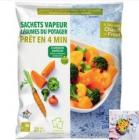 3 sachets vapeur legumes du potager