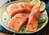 4 paves de saumon atlantique