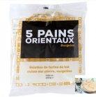 5 pains orientaux