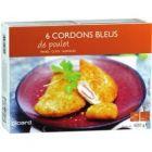 photo 6 cordons bleus de poulet
